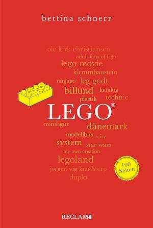 100 Seiten: Lego. Vorabcover, Reclam Verlag 2021